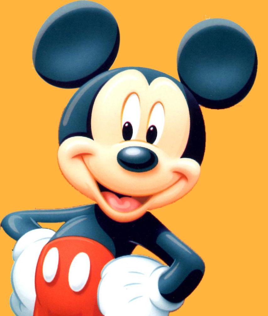 ミッキーマウスの頭の中!