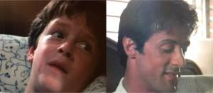 ロッキーと息子