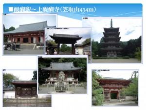 上醍醐寺へ3