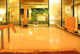水春香里園のミルキー風呂