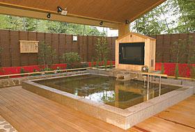 水春香里園の炭酸泉