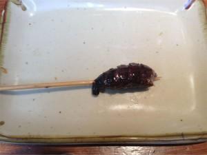 サソリの腹部分