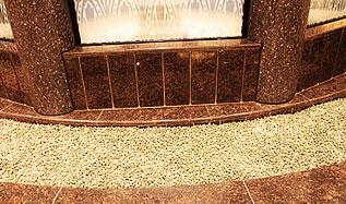 みずきの湯の岩盤浴「温玉房」