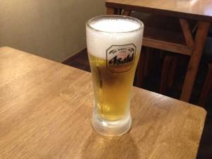 100円のビール