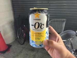 サッポロビール-0℃(マイナスレイド)