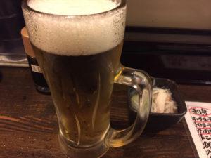 生ビール208円