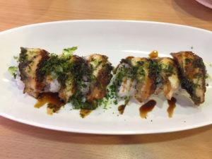 長野御柱祭寿司
