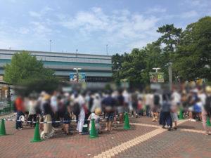 阪神甲子園駅付近