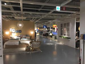 IKEA店内1