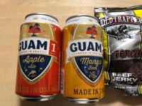 グアム土産のビール