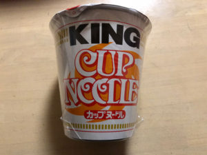 キングカップヌードル