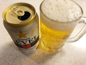 高アルコール9%ビール