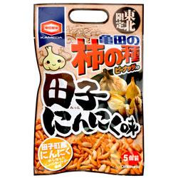 柿の種「田子にんにく味」