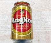 カンボジアビールAngkor
