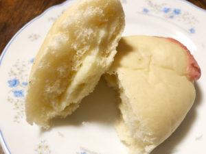 普通のクリームパン
