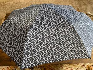 餃子の王将の折りたたみ傘