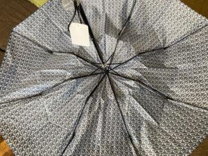 大きなサイズの折りたたみ傘